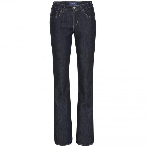levi 39 s damen jeans new demi curve bootcut. Black Bedroom Furniture Sets. Home Design Ideas