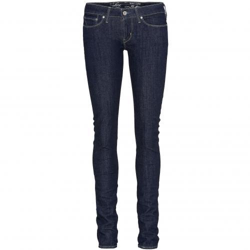 levi 39 s damen jeans slight curve skinny mydesignerjeans. Black Bedroom Furniture Sets. Home Design Ideas