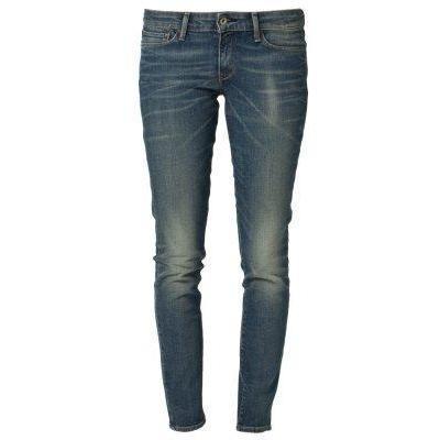 Levi's® DEMI CURVE SKINNY Jeans mittelblau