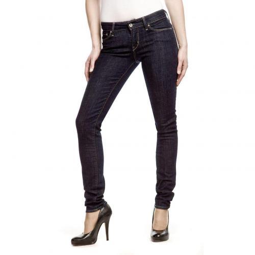 Levi's Demi Curve Skinny Jeans Onewash Slim Fit