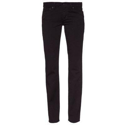 Levi's® DEMI CURVE STRAIGHT Jeans schwarz