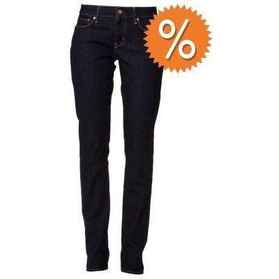 Levi's® DEMI CURVE STRAIGHT LEG Jeans rinsed blau