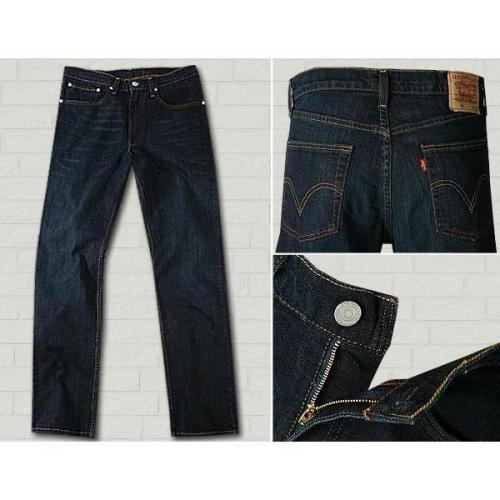 Levi's® Jeans Strech green tint 751/00/20