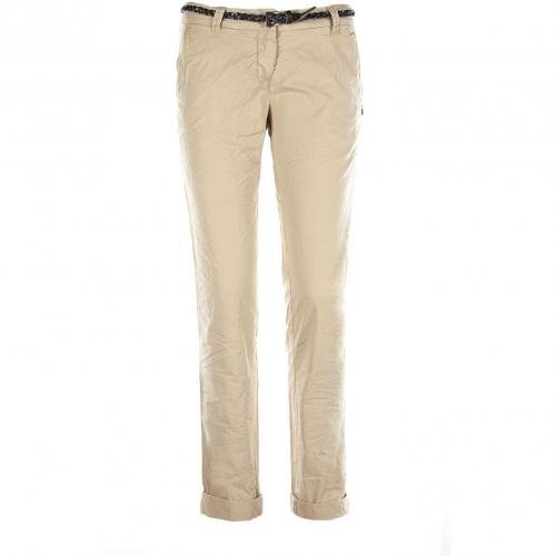 Maison Scotch Bella Chino Straight Fit Beige