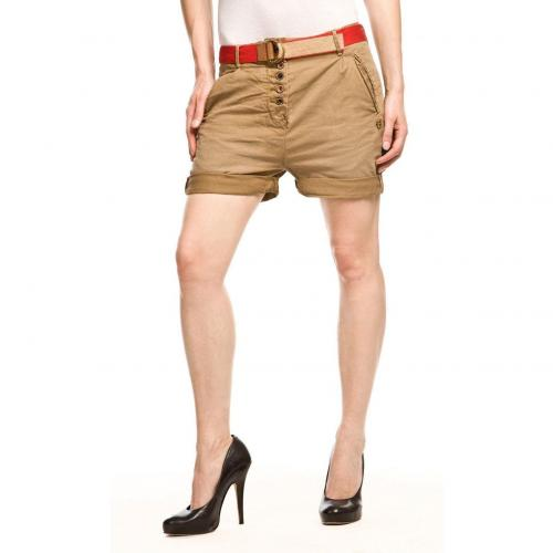 Maison Scotch Lale Short Beige