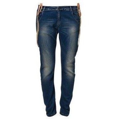Maison Scotch MADEMOISELLE PLUS Jeans bedouin blau