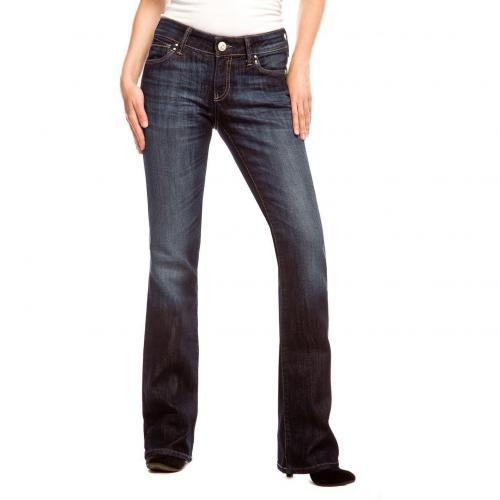 Mavi Bella Jeans Bootcut Dark Used Überlänge 36