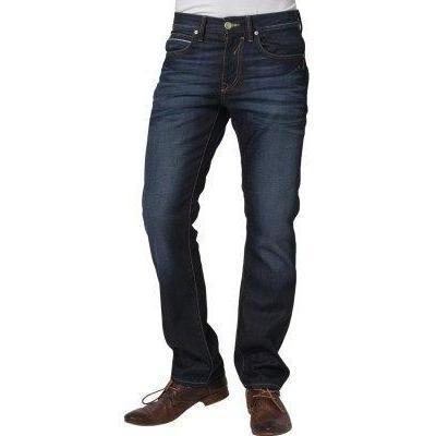 Mavi MARTIN Jeans dark weiß aged