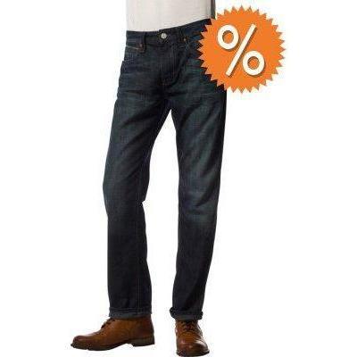 Mavi MARTIN Jeans deep weiß edge denim