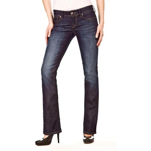 Mavi Olivia Jeans Dark Used Straight Fit
