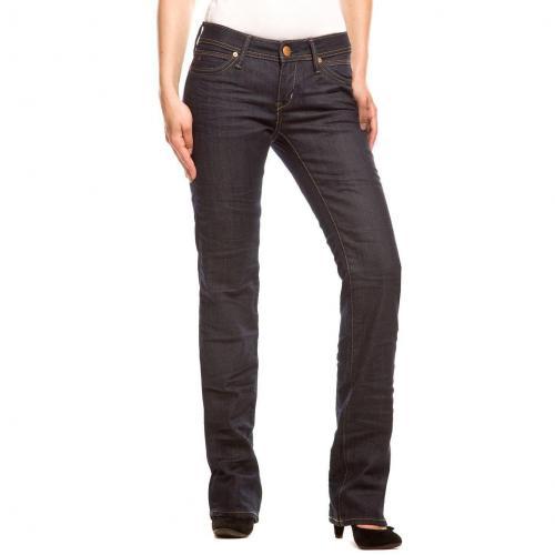 Mavi Olivia Jeans Onewash Straight Fit Überlänge 36