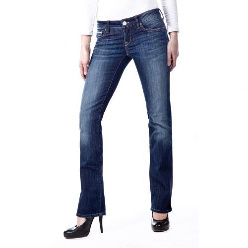 Mavi Olivia Jeans Stone Used Straight Fit