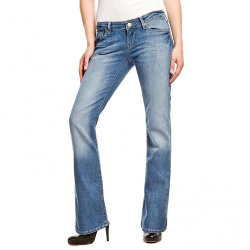 Mavi Olivia Jeans Used Straight Fit