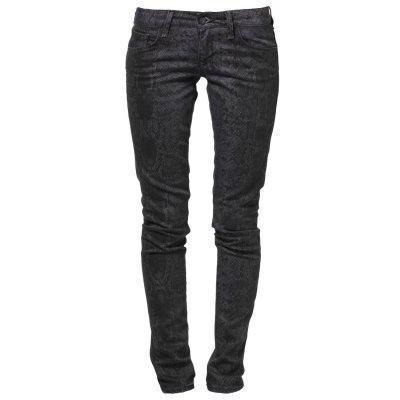 Mavi SERENA Jeans grau snake printed