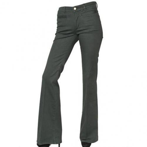 Mih Jeans - Marrakseh Denim Stretch Flared Jeans