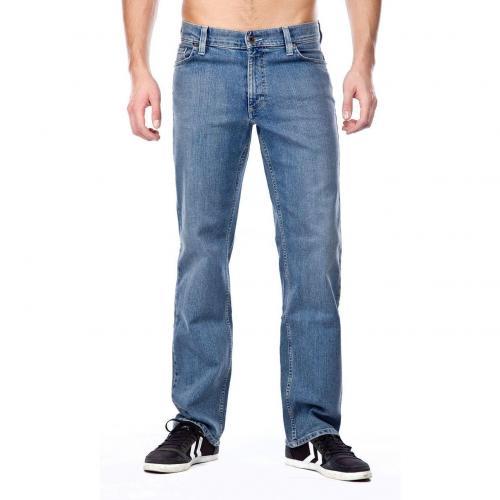 Mustang Big Sur Jeans Comfort Fit Stone Überlänge 38