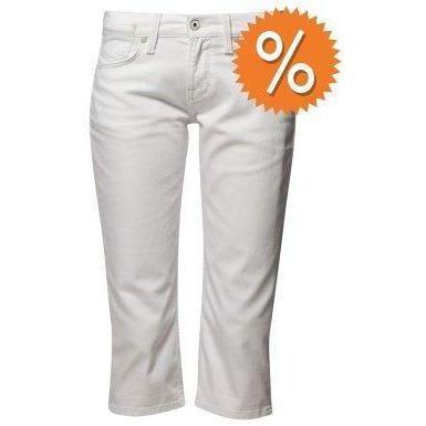 Mustang Bootcut Jeans weiß