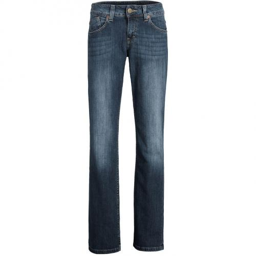 Mustang Emily Jeans Straight Fit Stone Used