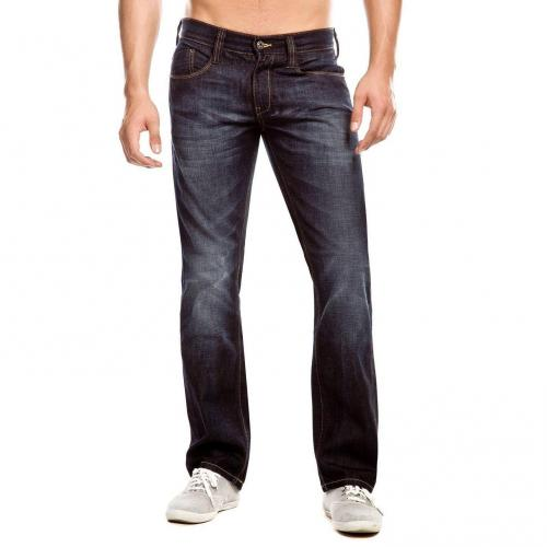 Mustang New Oregon Jeans Straight Fit Dark Used