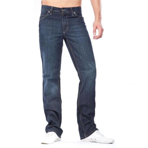 Mustang Tramper Jeans Straight Fit Dark Used