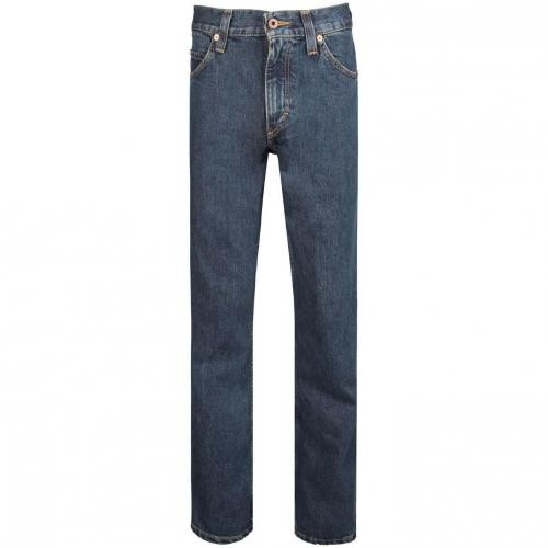Mustang Tramper Jeans Straight Fit Stone