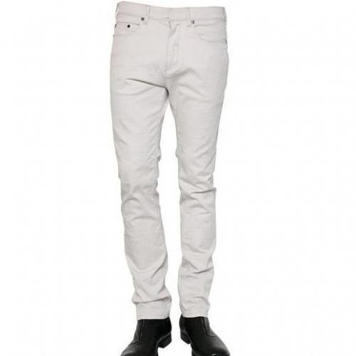 Neil Barrett - 19Cm Extreme Creased Chino Jeans