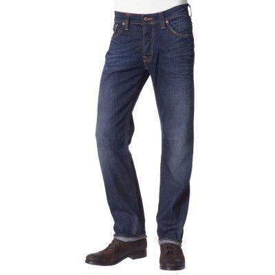 Nudie Jeans AVERAGE JOE Jeans dark organic used look