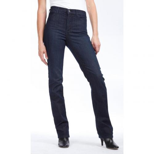 NYDJ Straight Jeans Straight Fit Dark Used