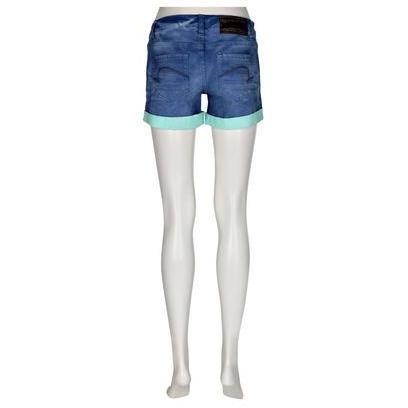 One Green Elephant Shorts Beverly Blue
