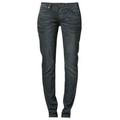 One grün Elephant BOGATA Jeans grau/light blau double dyed