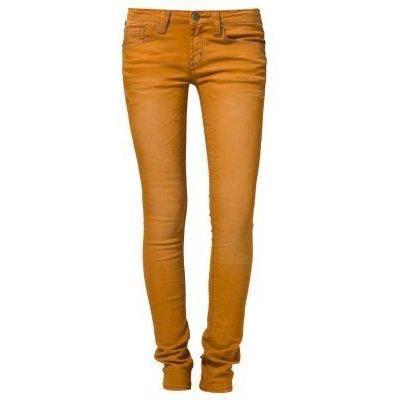 One grün Elephant KOSAI Jeans mustard/ gelb double dyed