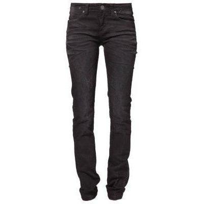 One grün Elephant MEMPHIS Jeans schwarz/pink double dyed