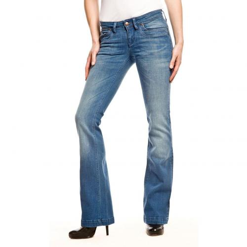 Only Flared Auto Low Jeans Bootcut Used