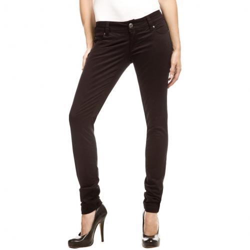 Only Prince Skinny Jeans Slim Fit Schwarz