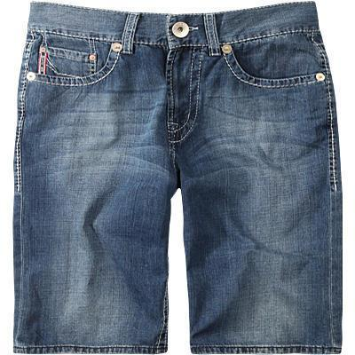 Otto Kern Jeans-Bermuda Roy blau 7823/820/167