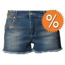 Oui Shorts blau denim