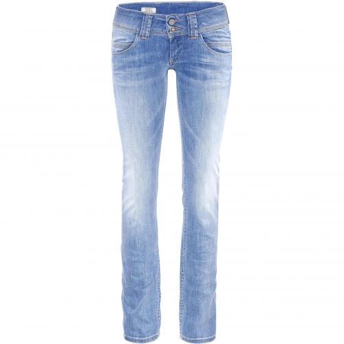 pepe jeans damen jeans venus. Black Bedroom Furniture Sets. Home Design Ideas