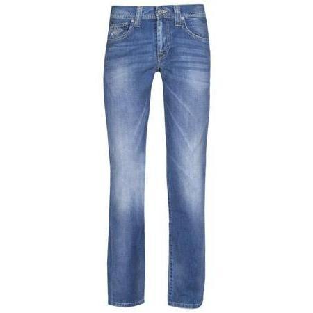 Pepe Jeans - Hüftjeans Cane Zip B19 Helle Waschung