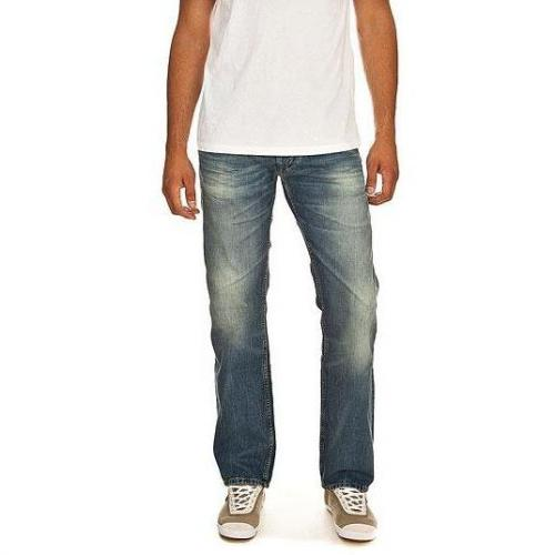 Pepe Jeans - Hüftjeans Tooting A55 Blaue Waschung