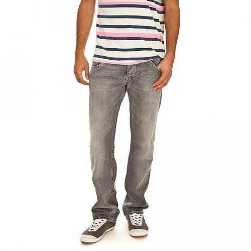 Pepe Jeans - Hüftjeans Tooting A80 Grau
