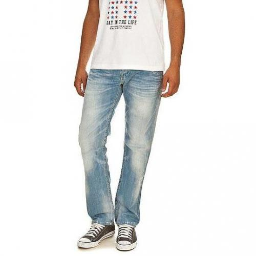 Pepe Jeans - Hüftjeans Tooting B25 Helle Waschung