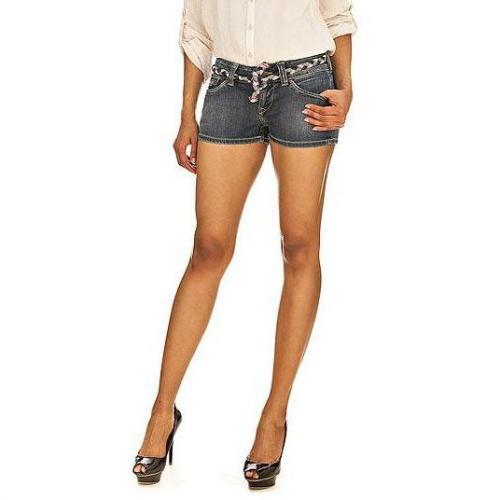 Pepe Jeans - Shorts Modell Cilla Farbe Blaue Waschung