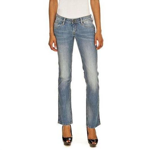 Pepe Jeans - Slim Modell Ruby I16 Farbe Helle Waschung