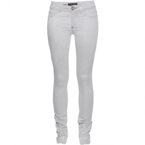 Philipp Plein Jeggings Devils Food