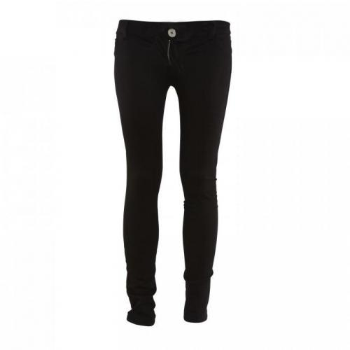 Philipp Plein Jeggings Devils Food Black Caviar