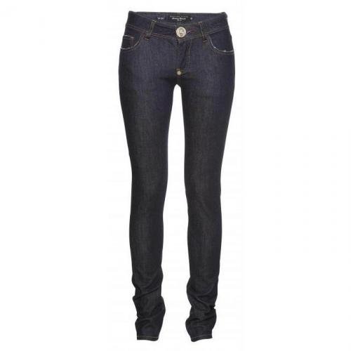 Philipp Plein Slim Fit Cob Blue Moon