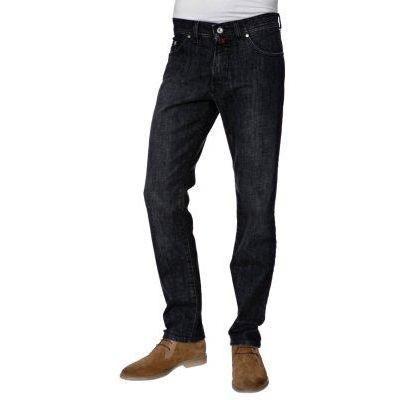 Pierre Cardin DEAUVILLE Jeans schwarz used look