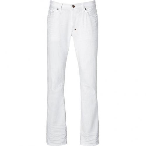 Prps White Denim Jeans