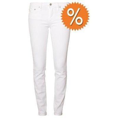 Ralph Lauren blau Label SKINNY Jeans weiß