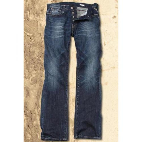 Replay Doc Flat Finish denim MV950A/118/400